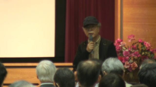 原発事故とメディア 広河隆一講演
